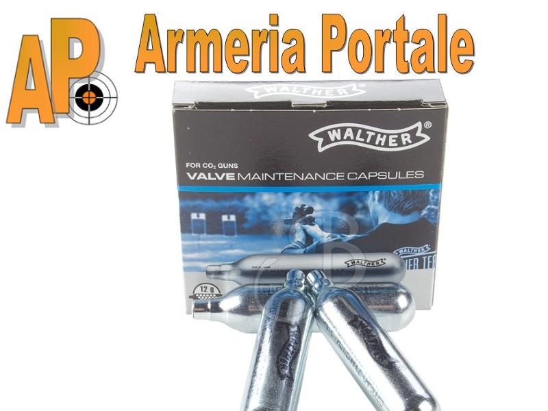 Bombolette_Walther_Co2_Manutenzione