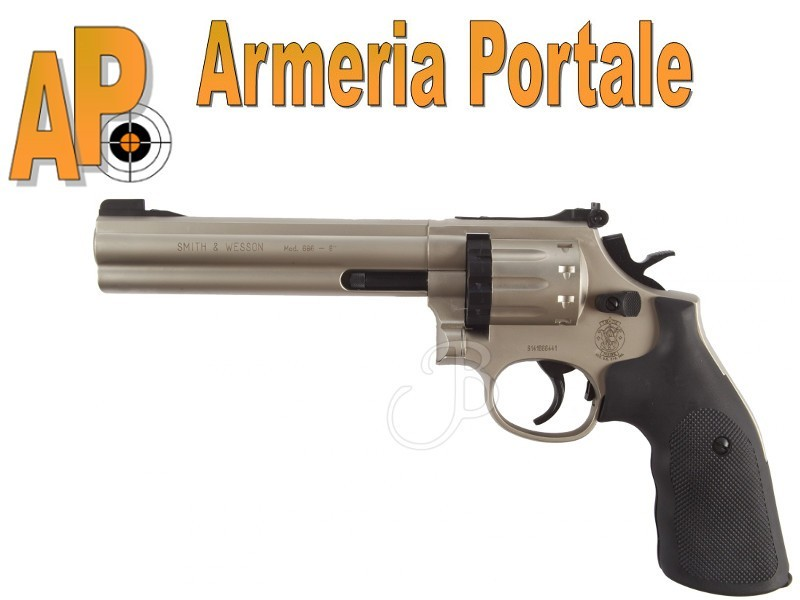 Replica Umarex del revolver Smith & Wesson 686 Co2 calibro 4,5